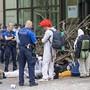 In Basel wurde gegen Banken demonstriert