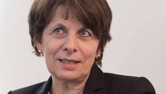 Aaraus Stadtpräsidentin Jolanda Urech: «Die Stabilisierung des FInanzhaushaltes ist ein Prozess, der auch in Zukunft weitergehen wird.»