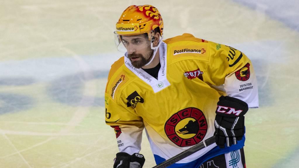 Mark Arcobello spielt aber der kommenden Saison für den HC Lugano