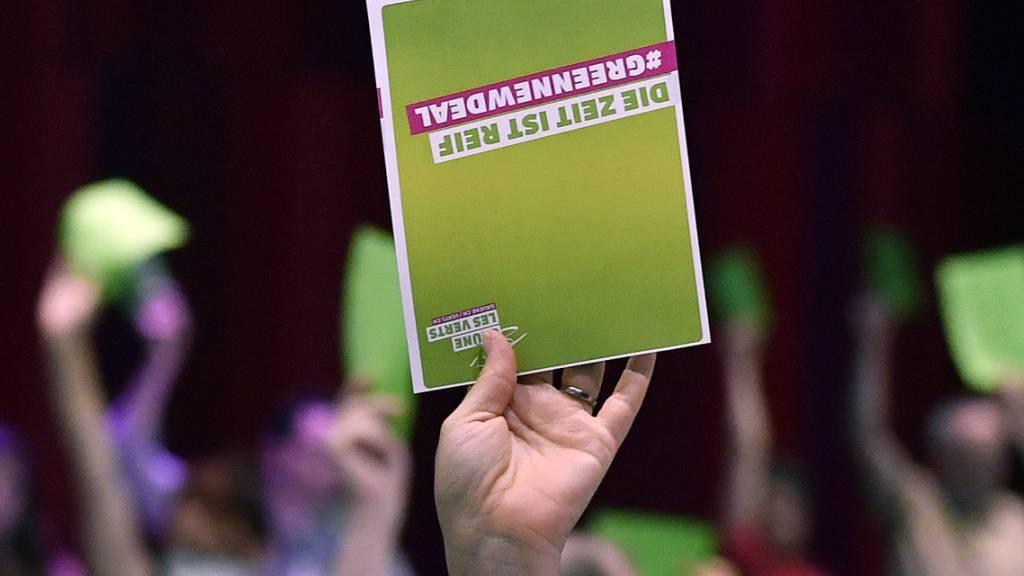 Die historische «Klimawahl» von 2019 hinterlässt in Bundesbern Spuren. Jedoch bleibt für die Fraktion der Grünen noch viel zu tun. (Archivbild)