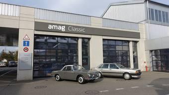 Ab dem 1. Januar 2021 gibt es in Schinznach-Bad die «Amag Classic».