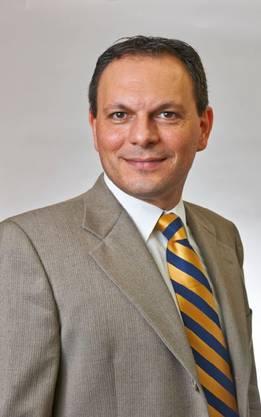 Ortspartei ist wieder aktiv. Bild Präsident Ortspartei Nicolas Abbondanza