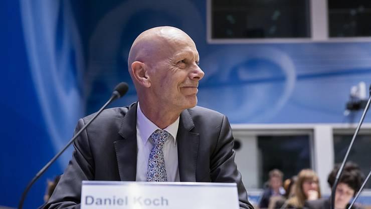 Daniel Koch berät den SC Bern in Sachen Stadion-Schutzkonzept