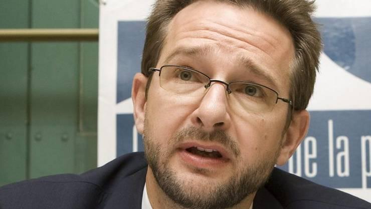 Der Schweizer Greminger wird Generalsekretär der OSZE. Die Neubesetzung des Postens ist das Resultat eines diplomatischen Kraftakts: Lange konnten sich die Mitgliedsländer nicht auf einen gemeinsamen Kandidaten einigen. (Archiv)