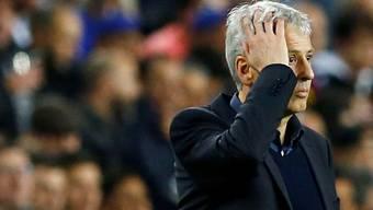 Seine Zukunft ist unsicher: Dortmund-Trainer Lucien Favre.
