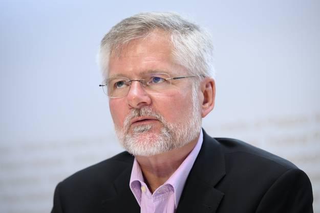 Wehrt sich: Rudolf Hauri, der oberste Kantonsarzt der Schweiz
