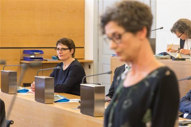 """Sabina Freiermuth (FDP): """"Wir hoffen, dass im DGS jetzt möglichst schnell Ruhe einkehrt"""""""