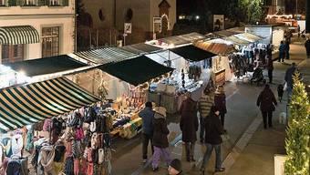 Zwei Tage wird der Weihnachtsmarkt dauern.