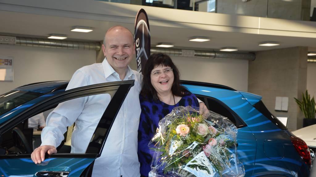 Big Prize-Gewinner Christian strahlt: «Der Mercedes-Benz GLA ist der absolute Hammer!»
