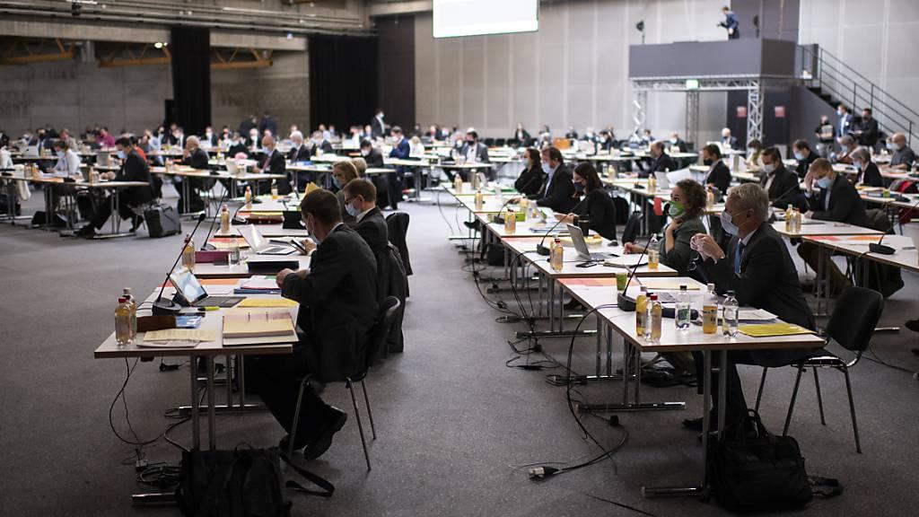 Offenes Mikrofon für Kantonsrätinnen – die Fraktionen entscheiden