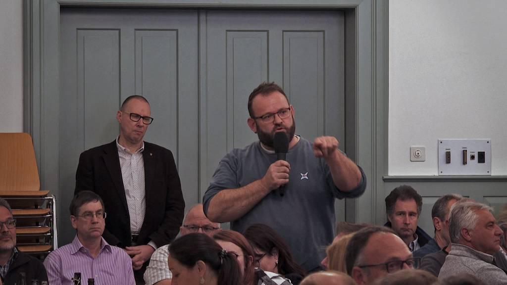 Thaler kritisieren Vorgehen von Behörden