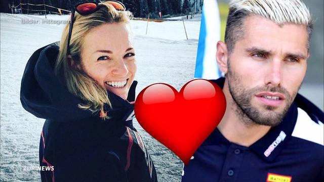 Neues Sportler-Traumpaar: Lara Gut und Valon Behrami