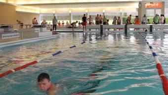 10. Differenzschwimmen im Hallenbad Uitikon