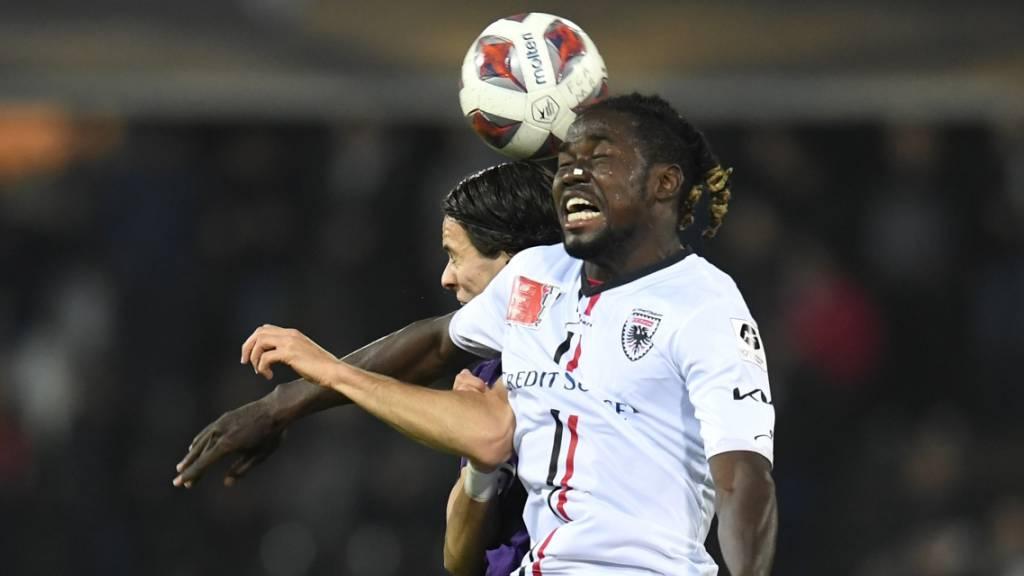 Der 26. Penalty brachte die Entscheidung: Zürich scheidet aus