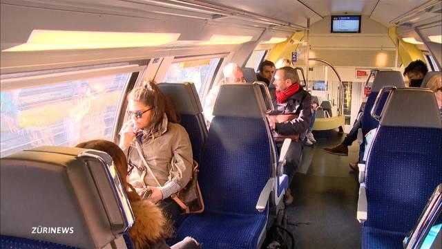 Der Umwelt zuliebe: Bald kühlere S-Bahnen?