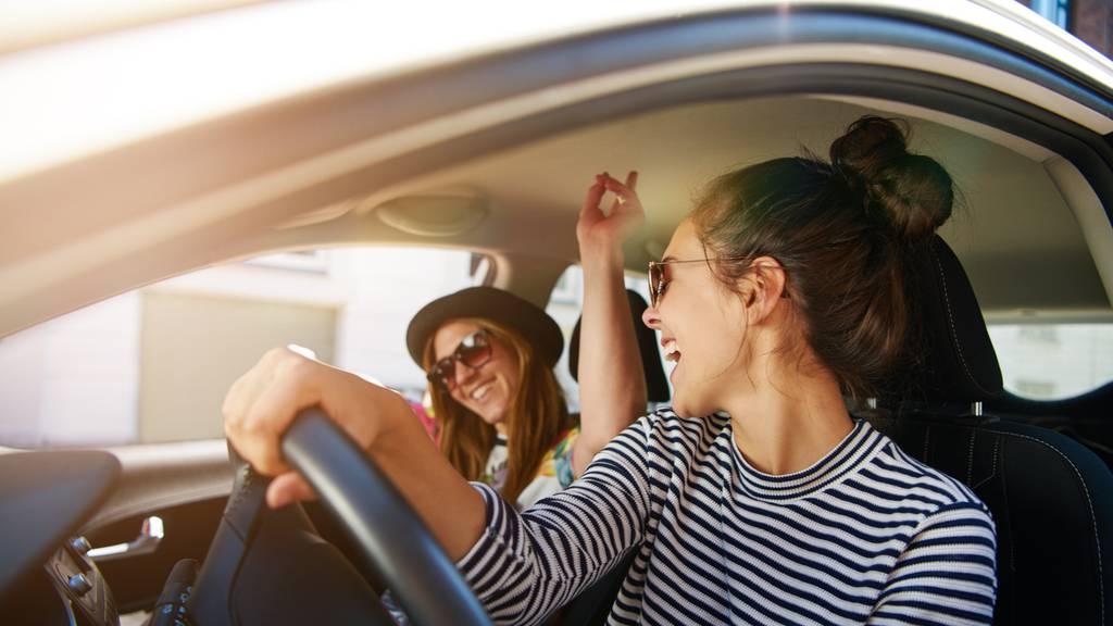Die besten Hits zum Autofahren