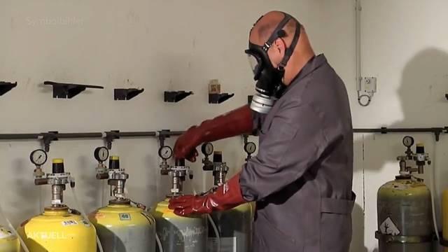 Chlorgas: Wirkung, Gefahren und Alternativen