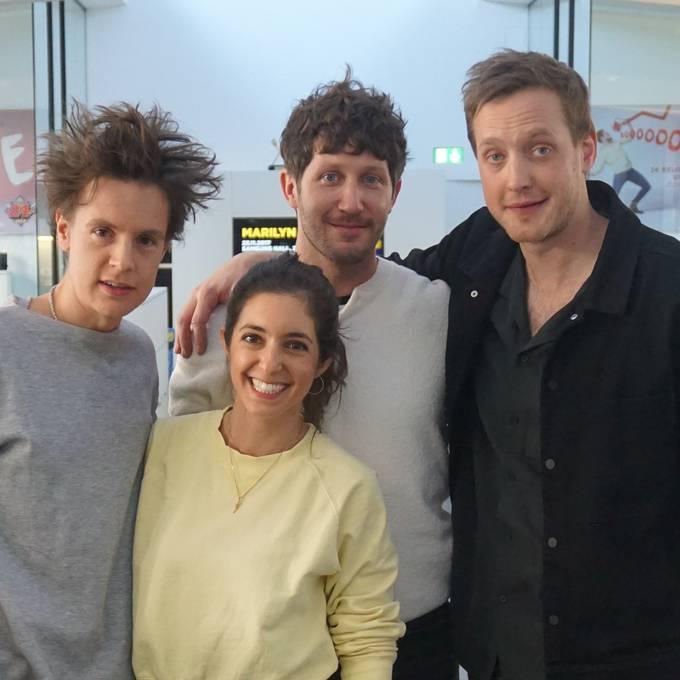 """Baba Schrimps liefern mit """"Hurry Hurry"""" den Song für die Olympischen Winterspiele"""