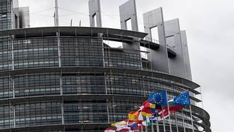 Sitz des europäischen Parlaments in Strassburg: Das Louise-Weiss-Gebäude. (Archivbild)