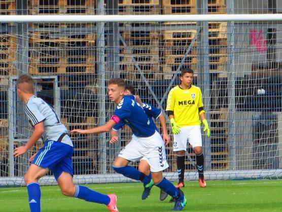 Der Spielführer vom FC Frenkendorf kämpfte bis zum Schluss