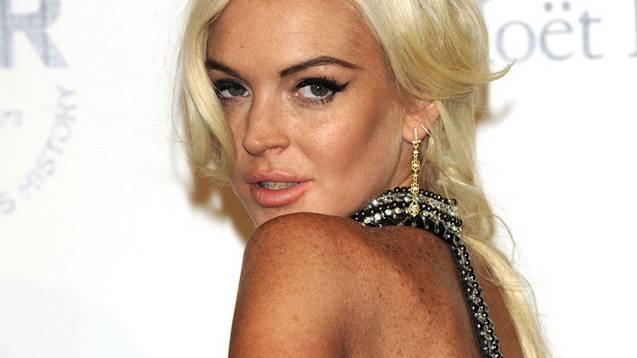 Noch mehr Haut zeigt sie bald in Playboy: Lindsay Lohan (Archiv)