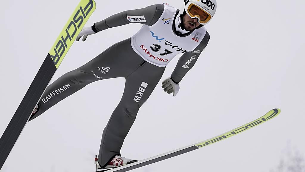 Drei Schweizer in den Weltcup-Punkten