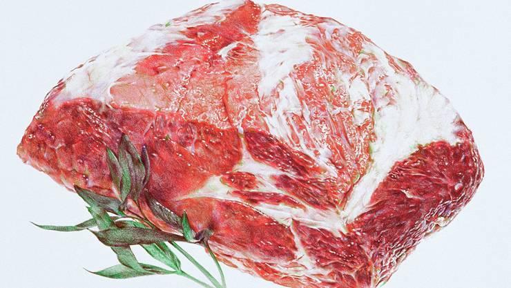 Sierras Serie «Fleisch». Fast wissenschaftlich vom Künstler gezeichnet