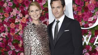"""Sind erneut Eltern geworden: US-Schauspielerin Claire Danes (""""Homeland"""") und ihr britischer Ehemann und Schauspieler Hugh Dancy. (Archivbild)"""