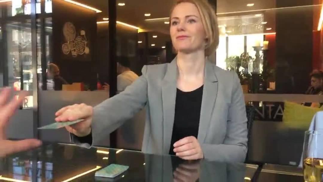 Natalie Rickli im Interview.