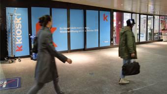 Am Samstag ist die Wiedereröffnung des Kiosks geplant. Bild: mhu