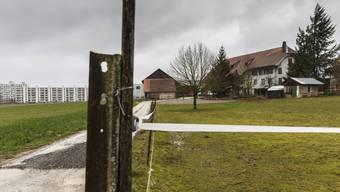 Der Grederhof (rechts) soll neu als erhaltenswert, anstatt als schützenswert eingestuft werden.