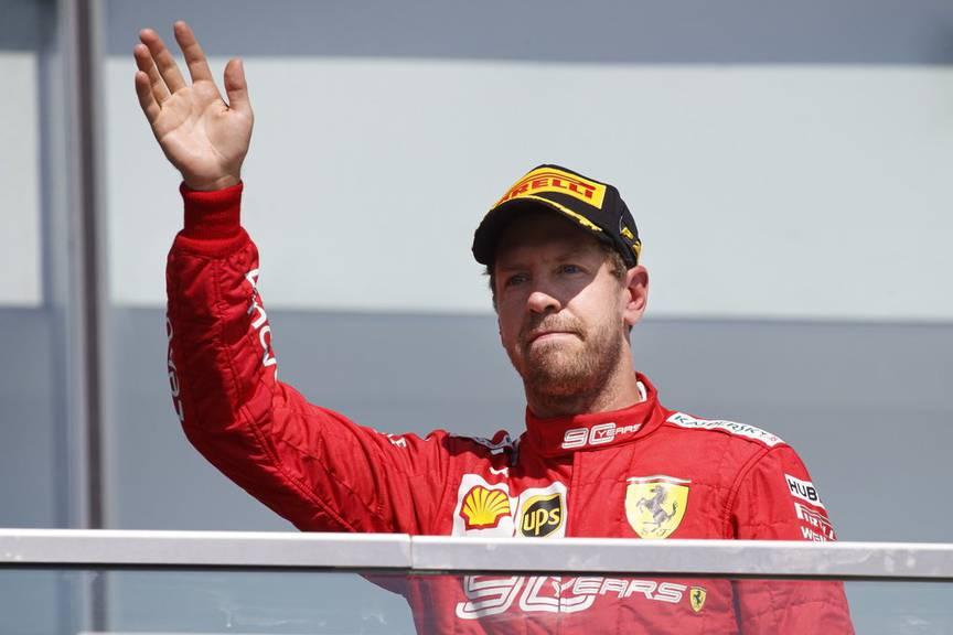 Der vierfache Weltmeister Sebastian Vettel ist im Thurgau zu Hause. (Bild: Keystone)