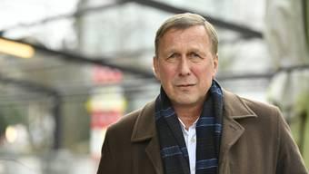 Peter Baumann, Sportdirektor des FC Grenchen.