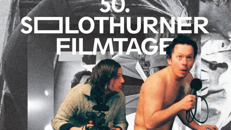 Das Plakat der 50. Solothurner Filmtage