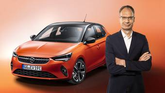 Opel-CEO Michael Lohscheller