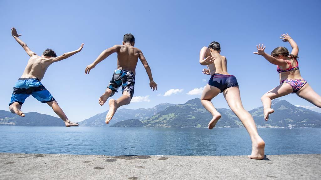 Hitzewelle im Anmarsch – am Freitag kommt der Sommer zurück