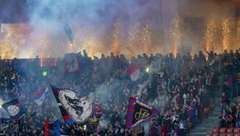 Die FCB-Fans hatten in Zürich allen Grund zur Freude. Auch zur Schadenfreude. Denn der Rivale steckt mitten im Abstiegskampf.