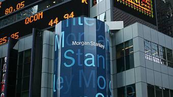 Blick auf den Hauptsitz von Morgan Stanley im 2008 (Archiv)