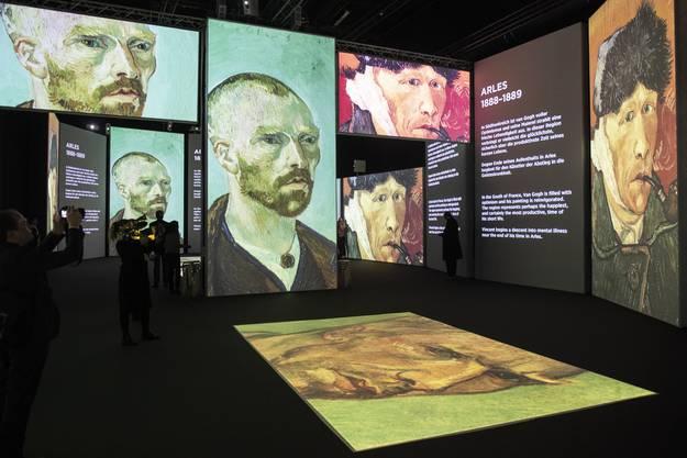 Eindrücke aus der Van Gogh Ausstellung