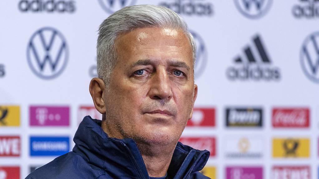 Nati-Trainer Vladimir Petkovic bittet vor dem entscheidenden Türkei-Spiel um Unterstützung.