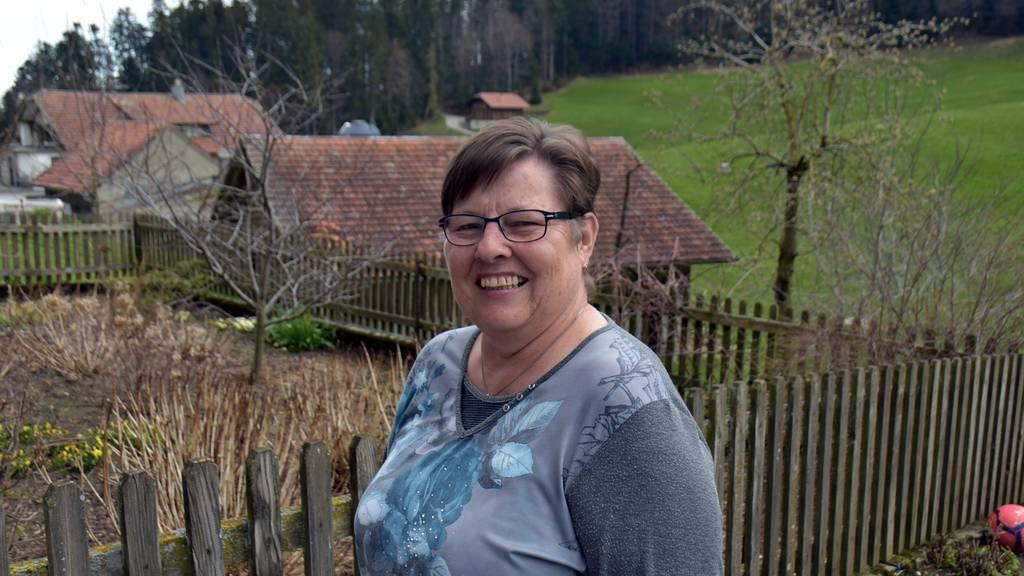 Marie-Theres Schwarzentruber aus Romoos