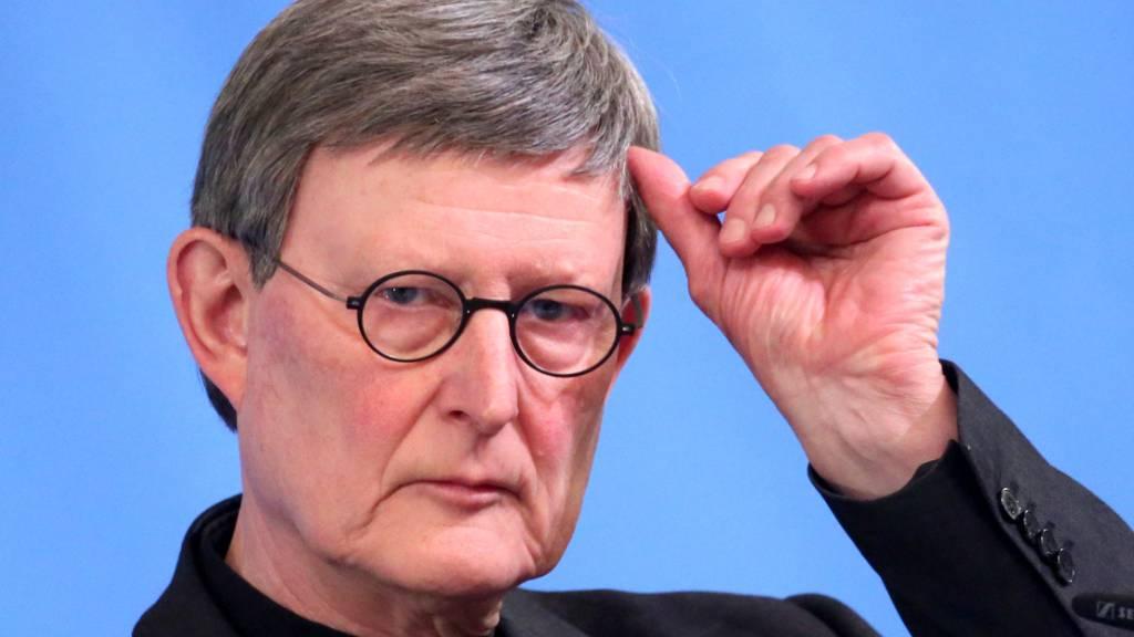 Kardinal: «Systembedingte Vertuschung» im Erzbistum Köln