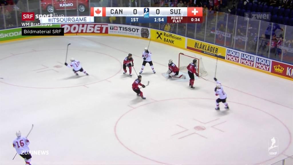 Wegen 0,4 Sekunden: Schweiz verpasst den WM-Halbfinal