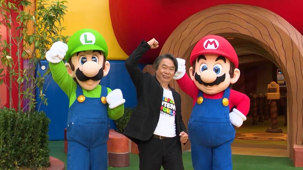 Freizeitpark «Super Nintendo World»: Der Traum aller Mario-Fans