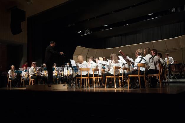 Sieger Harmonie Mittelstufe, Jugendmusik Altdorf