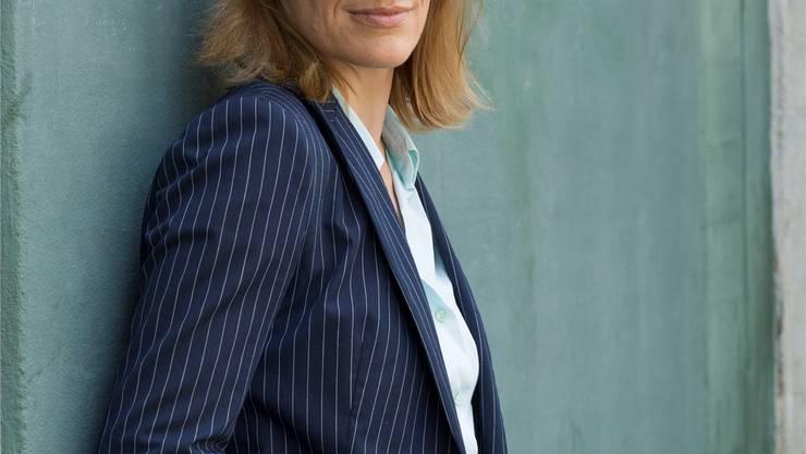 Ruth Schweikert.
