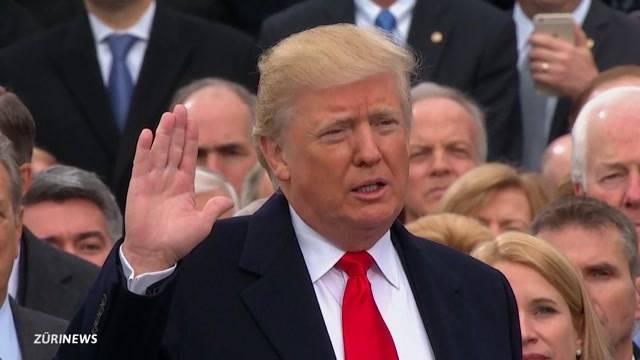 Anti-Trump-Proteste reissen nicht ab
