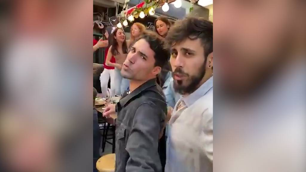 Party dank Impfpass: Israelis in Feierlaune