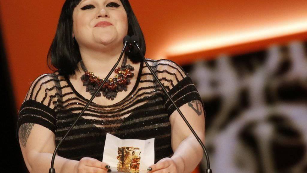 «Miss America» hat sie nie interessiert: Vielmehr sieht Sängerin und Designerin Beth Ditto seit jeher Miss Piggy als ihr Idol. (Archiv)