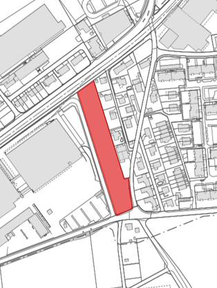 Projektierungskredit Fr. 140'000 - für Gewerbepark Helgenfeld auf nicht geeigneter Parzelle
